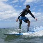 Prosthetic Limb Helps Teen Beat Cancer