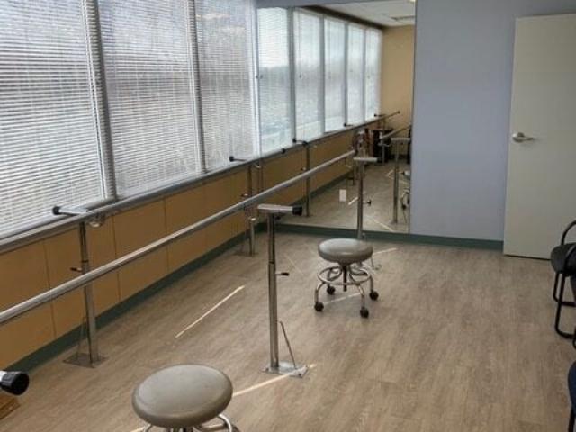 gait training room